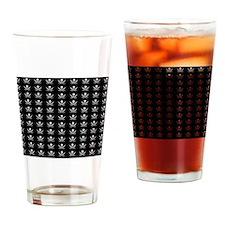 Calico Jack Flag Drinking Glass