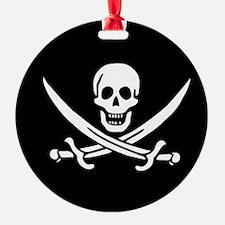 Calico Jack Flag Ornament