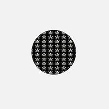 Calico Jack Flag Mini Button