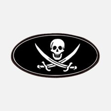 Calico Jack Flag Patches