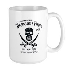 Drink Like a Pirate Mug
