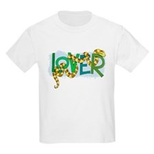 Snake Lover Kids T-Shirt
