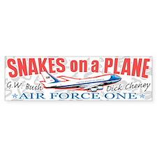Real SoaP Anti-Bush Bumper Bumper Sticker