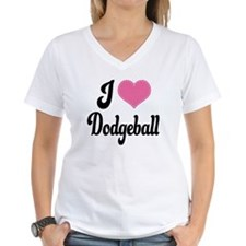 I Love Dodgeball Shirt