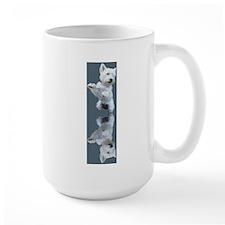 Dancing Westie Mug