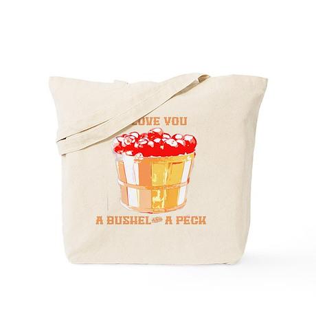 Bushel and a Peck Tote Bag