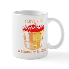 Bushel and a Peck Mug