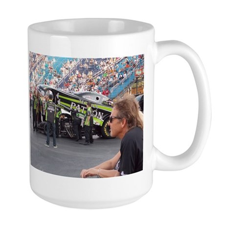 The Storm is Coming Large Mug