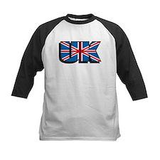 united kingdom flag Tee