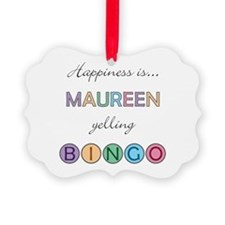 Maureen BINGO Ornament