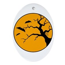 Halloween 2 Ornament (Oval)