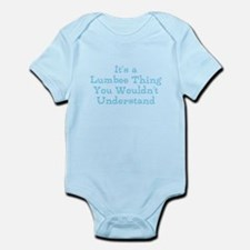 lumbee thing Infant Bodysuit