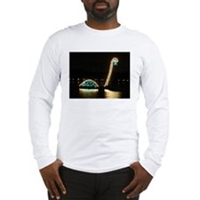 My other ride is a dinosaur Long Sleeve T-Shirt