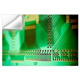 Printed circuit board Wall Decals