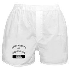 University Of Rebellion Boxer Shorts