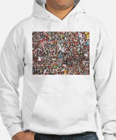 Gum on the Wall Hoodie
