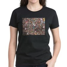 Gum on the Wall Tee