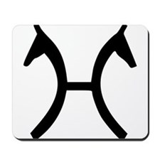 Hanoverian Verband Mousepad