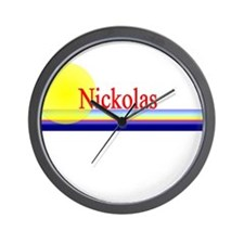 Nickolas Wall Clock