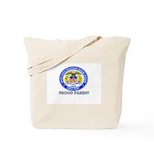 KP Ensign Proud Parent Tote Bag