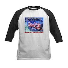 9-11 Tribute & Warning Tee