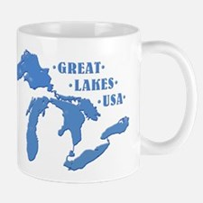 GREAT LAKES USA Mug