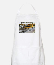 I'm just plane crazy: Beaver float plane Apron