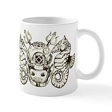 Classic Navy Master Diver Mug