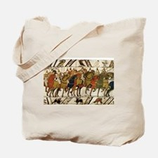 Bayeux Tapestry Tote Bag