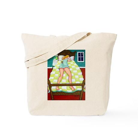Night Watch ~ Chihuahua Tote Bag