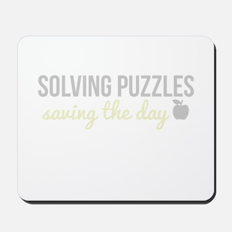 Solving Puzzles, Saving the Day Bering & Wells Mou