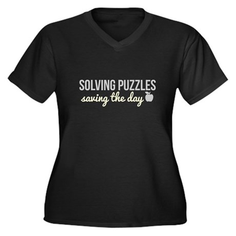 Solving Puzzles, Saving the Day Bering & Wells Wom