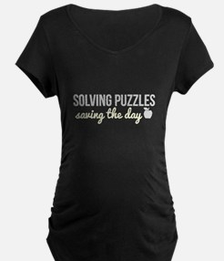 Solving Puzzles, Saving the Day Bering & Wells Mat