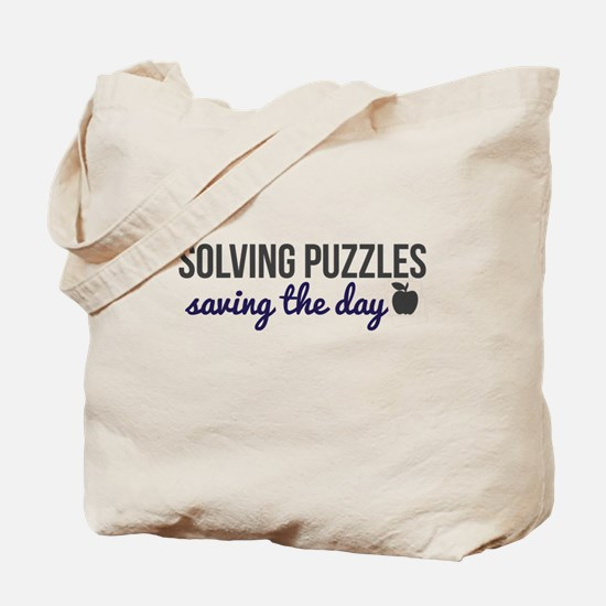 Solving Puzzles, Saving the Day Bering & Wells Tot