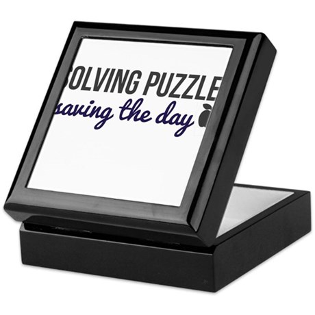 Solving Puzzles, Saving the Day Bering & Wells Kee