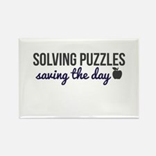 Solving Puzzles, Saving the Day Bering & Wells Rec
