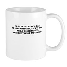 PATRIOTIC EXPRESSIONS Mug