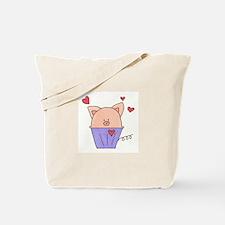 Piggie Muffin Tote Bag