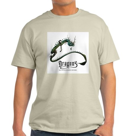 Dragons the Film Light T-Shirt