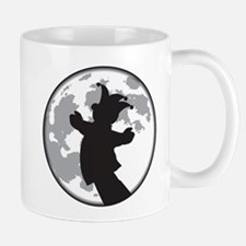 Fool Moon Puppetry Arts logo Mug