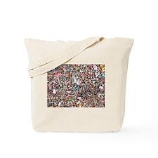 Unique Chew Tote Bag