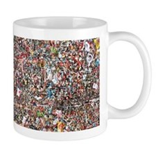 Gum on the Wall Mugs