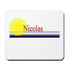 Nicolas Mousepad
