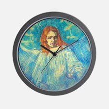 Vincent Van Gogh Angel Wall Clock