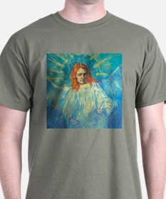 Vincent Van Gogh Angel T-Shirt
