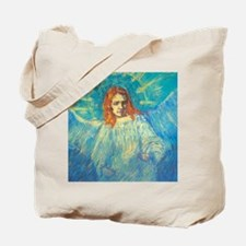 Vincent Van Gogh Angel Tote Bag