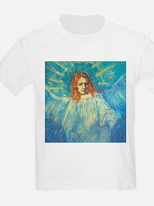 Vincent Van Gogh Angel T-Shirt