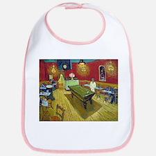 Van Gogh Night Cafe Bib
