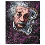 Einstein Framed Prints