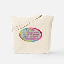 libra.png Tote Bag